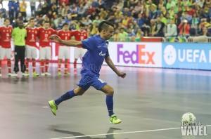 Gazprom ya está en la final de la UEFA Futsal Cup