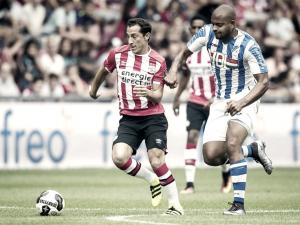 El PSV quiere retener a Guardadohasta 2018