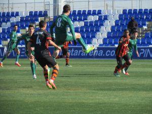 El Real Murcia se muestra fuerte ante el Shaktar Donest