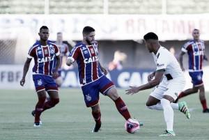 Atuação ruim e futebol aquém do esperado: Bahia empata sem gols com Fluminense de Feira