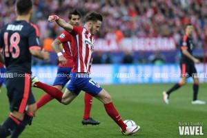 Atlético de Madrid - Bayern Munich, puntuaciones del Atleti, ida de semifinales de la Champions