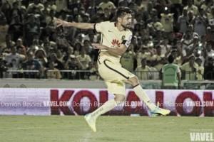 """Oribe Peralta: """"Vamos a seguir entregando lo mejor"""""""
