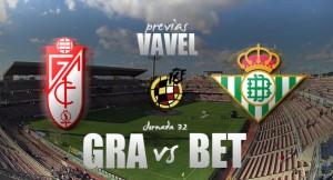 Granada B - Betis B: luchar y soñar, o caer en el intento