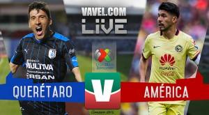 Resultado y goles del Querétaro 2-0 América en Supercopa MX 2017