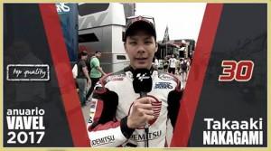 Anuario VAVEL Moto2 2017: Takaaki Nakagami, fin de una etapa
