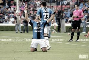Sanvezzo, el goleador Gallo