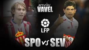 Real Sporting de Gijón - Sevilla CF: máxima presión para un Sporting en el alambre