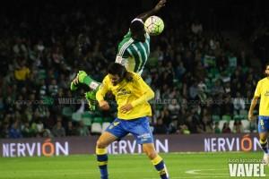 Real Betis - UD Las Palmas: puntuaciones Real Betis, jornada 34