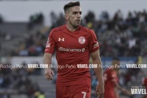 """Gabriel Hauche: """"Sería lindo ser parte de otro título de Toluca"""""""