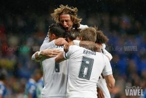 Real Madrid - Wolfsburgo: puntuaciones Real Madrid, vuelta de cuartos Champions League