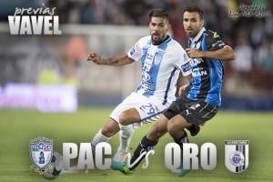 Previa Pachuca vs Querétaro: Partido clave en el Hidalgo