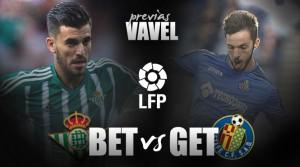 Real Betis - Getafe: jornada para disfrutar