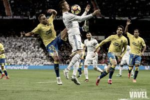 Resumen U.D Las Palmas vs Real Madrid en LaLiga 2018 (0-3)