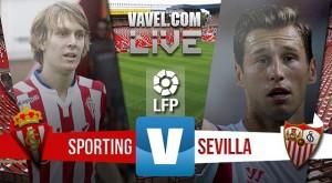 El Sevilla sigue con su gafe a domicilio, aunque juegue mejor que el contrario