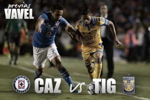 Previa Cruz Azul - Tigres: un partido de Liguilla