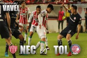 Previa Necaxa - Toluca: La final de Copa al estilo de los 90's