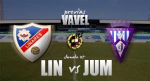 Linares - Jumilla: medio descenso se juega en Linarejos