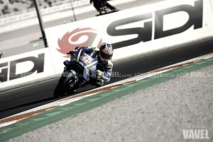 """Álex Rins: """"Tenemos una moto mucho mejor que la del año pasado"""""""