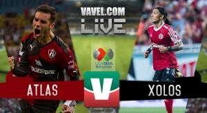 Empate sin emociones entre Atlas y Tijuana