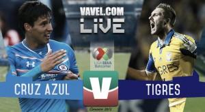 Tigres logra el objetivo, golea a Cruz Azul y elimina de paso a Pumas