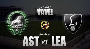 Atlético Astorga - CD Lealtad: último sprint hacia el objetivo