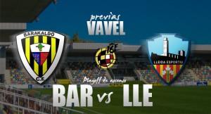 Barakaldo CF - Lleida Esportiu: Lasesarre dicta sentencia