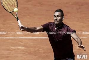 ATP Roma - Le immagini del match tra Kyrgios e Nadal