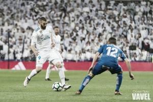 La calidad de Benzema vuelve a aparecer