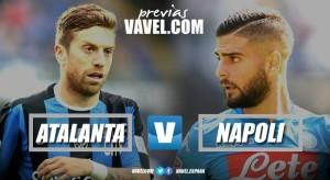 Previa Atalanta - Napoli: complicada plaza para retener el liderato