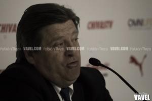 """Miguel Herrera: """"Esperaba un partido disputado, no con tantos errores nuestros"""""""