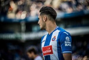 """Rober: """"Espero ganarme la oportunidad de quedarme en el Espanyol"""""""