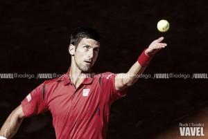 """Novak Djokovic: """"Me veo reflejado en Coric"""""""