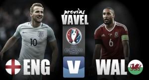 Inglaterra - Gales: la 'batalla del Reino Unido'