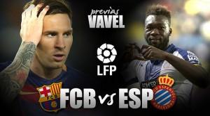 Previa FC Barcelona - RCD Espanyol: ¿un nuevo 'Tamudazo'?