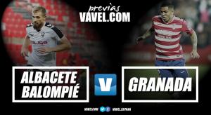 Previa Albacete Balompié - Granada CF: volver a hacer del Belmonte un fortín