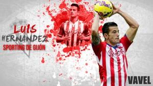 Sporting de Gijón 2015/2016: Luis Hernández, el guardián sportinguista