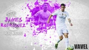 Real Madrid 2016/17: James Rodríguez