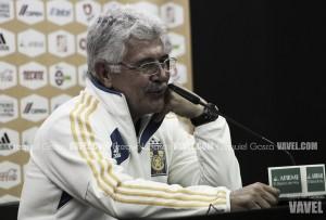 Negó Ricardo Ferretti que Tigres haya sufrido de ansiedad ante León