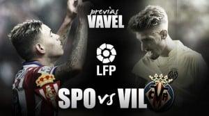 Previa Sporting - Villarreal: ¿salvador o verdugo?