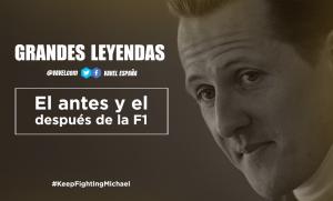 Grandes leyendas: Michael Schumacher, el antes y el después en la F1