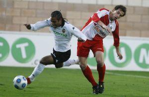 Joel Jhonson se incorpora al Real Jaén