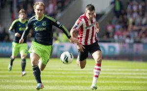 Resultado Groningen vs PSV en la final de la Supercopa de Holanda 2015 (0-3)