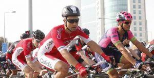 Bouhanni remata la faena en la carrera de Navardauskas