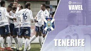 Resumen temporada CD Tenerife 2015/16: La llegada de Martí lo cambió todo