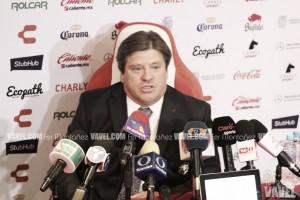 """Miguel Herrera: """"Vamos a retomar la actitud, la determinación"""""""