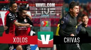 Resumen del Xolos Tijuana 3-0 Chivas de la Liga MX 2018