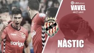 Resumen temporada Nàstic de Tarragona 2015/16: Revelación y a un paso de la gloria