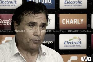 """Jorge Dávalos: """"Vamos saldando nuestra deuda con la afición"""""""