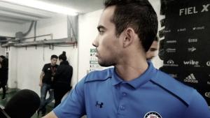 """Adrián Aldrete: """"Tenemos el resultado que merecemos"""""""