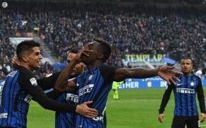 Risultato Genoa - Inter in diretta, LIVE Serie A 2017/18 - Ranocchia (og), Pandev (2-0)